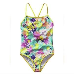 Neo Tropics One piece Patagonia Swimsuit